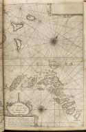 [a: top map:] Verthooninge vande Eijlanden Hebrides gelegen achter de Noordwesthoeck van Schotlandt [1 of 2]