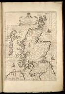 A true and exact Hydrographical description of the Sea coast and Isles of Scotland [1 of 1]