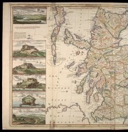 The North Part of Great Britain Called Scotland. With Considerable Inprovements and many Remarks not Extant in any Map. According to the Newest and Exact Observations. [1 of 2]