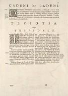 TEVIOTIA Vulgo TIVEDAIL [1 of 3]