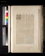 LEOGVS et HARIA, insulae ex Aebudarum numero, quae , quamquam isthmo cohaereant, pro diversis habentur. [1 of 3]