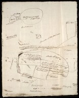[Sketch plan of ground at Ballindarg] [1 of 2]