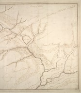 Plan of the County where the New Intended Road is to be made from the Barack at Ruthven in Badenoch to Invercall in Braemar [1 of 1]