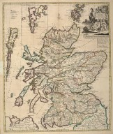 A New Mapp of Scotland, the Western, Orkney, and Shetland Islands [1 of 1]