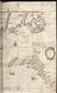 Eylanden van Fero oste Farre ; Eylanden van Hebrides gelegen achter de noord-west hoeck van Schotlant ; Eylanden van Hitlandt oste Schetlandt, Fayer hill, en Fulo. [2 of 2]