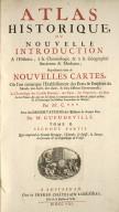 Atlas Historique ... [1 of 1]