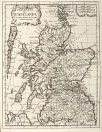 T Konigryk van Schotlandt, in zyne Zuider, en Noorder deelen verdeelt. [1 of 1]