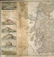The north part of Great Britain called Scotland : with considerable inprovements [sic] and many remarks not extant in any map. [2 of 2]