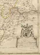 [Detail from:] A new and correct map of the Shire of Peebles or Tweddale [1 of 1]