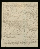[Copy letter from Robert? Blackwell, Marischal College, Aberdeen, to Bishop John Alexander, 18 November 1752] [1 of 1]