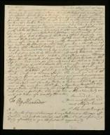 [Copy letter from Robert? Blackwell, Marischal College, Aberdeen, to Bishop John Alexander, 18 November 1752] [1 of 1]