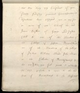 [Commission by Queen Anne to John Adair and others to appoint the town of Borrowstounness (Bo'ness) to be a port and to fix the bounds thereof] [07 of 39]