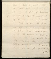[Commission by Queen Anne to John Adair and others to appoint the town of Borrowstounness (Bo'ness) to be a port and to fix the bounds thereof] [08 of 39]