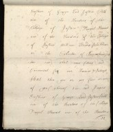 [Commission by Queen Anne to John Adair and others to appoint the town of Borrowstounness (Bo'ness) to be a port and to fix the bounds thereof] [12 of 39]