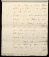 [Commission by Queen Anne to John Adair and others to appoint the town of Borrowstounness (Bo'ness) to be a port and to fix the bounds thereof] [13 of 39]