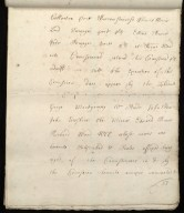 [Commission by Queen Anne to John Adair and others to appoint the town of Borrowstounness (Bo'ness) to be a port and to fix the bounds thereof] [17 of 39]