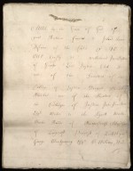 [Commission by Queen Anne to John Adair and others to appoint the town of Borrowstounness (Bo'ness) to be a port and to fix the bounds thereof] [01 of 39]