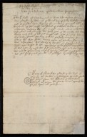 The Petition of John Adair Geographer [to the Privy Council] [1 of 2]