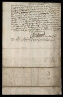 [Petition of John Adair to the Privy Council, March? 1700, payments due for surveys performed] [2 of 2]