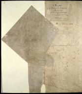 A Plan of part of the estate of Mains : possessed by James Grosset Esqre. [2 of 2]