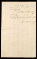 Report of Castle Tyrrim [i.e. Tioram], Castle Duirt [i.e. Duart] and the castle in Island Stalker [2 of 2]