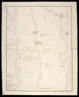 A Plan of the Batle of Coullodin moore fought on the 16th. of Aprile 1746 [1 of 1]