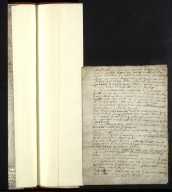 [Drafts in the hand of Sir Robert Sibbald, on Scottish antiquities, history, and topography] [13 of 18]