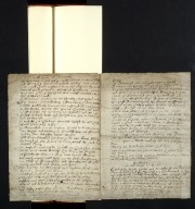 [Drafts in the hand of Sir Robert Sibbald, on Scottish antiquities, history, and topography] [14 of 18]