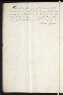 Measures of Carberrie Ground. November 1733 [4 of 5]