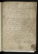 Materials for Argyle Bute & Dunbartoun 1710. [01 of 25]