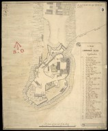 A Plan of Edinburgh Castle [copy] [1 of 1]