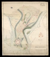 Plan of Fort Augustus. [1 of 1]
