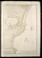 The Town and Water of Montross with the neighbouring Country & Coast from the Red-head to the North-water [mansucript copy] [1 of 1]