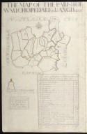 The Map of the Parish of Wauchopedale & Langholme [1 of 1]
