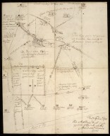 [Sketch plan of the lands around Killiechassie in controversy betwixt Sir Robert Menzies and the Laird of Killiechassie 1737] [1 of 1]