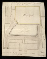 A Design of the Office Houses Court etc. [Brechin Castle] [1 of 1]