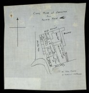 Copy Plan of Ormiston from Feuing Plan of 1734 [1 of 2]