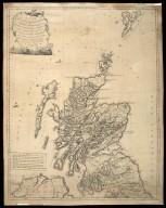 Mappa Britanniae Septentrionalis faciei Romanae Secundum Fidem Monumentorum per Veterum Depicta [1 of 1]