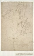 [A map of the basin of the River Forth, down to the widening of the estuary near Alloa]. [1 of 1]