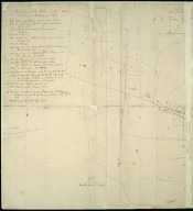 Sketch of the Town and Territory of Auchincrow [1 of 2]