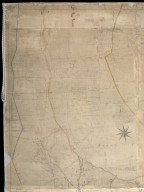 Copy of a Map of the Lead Mines [?] the Estate of the Right Honble the Earl of Hopetoun Leadhills in the county of Lanark [4 of 4]
