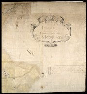 Plan of Estate Terpersie Belonging to James Gordon of Moorplace [2 of 4]