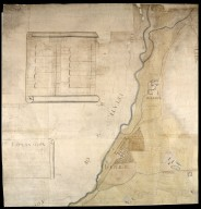 Plan of Estate Terpersie Belonging to James Gordon of Moorplace [1 of 4]