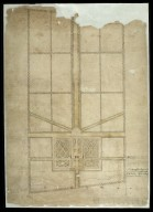 Ane exact plan of Husten Sharp The Seat of the Honnourable [?] [?]; Consisting of ane hundred and thirty one acres [1 of 1]