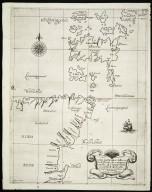 Carta particolarc della costa di Scozia che comincia con il C. di Cromar è Finisce con l'Isole di Orcades [1 of 1]