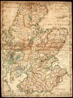 L' Escosse Divisee en ses Comtes ou Provinces. [1 of 1]