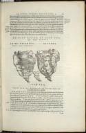 De Osse Sacro et Osse Coccyge. Caput XVIII. Fig.I-III