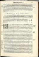 De ossiculis, quae sesamo semini. Caput XXVIII.