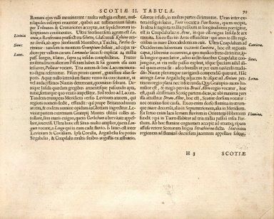 Mercator, Geradi. Atlas sive Cosmographicae Meditationes de Fabrica mundi et fabricati figura. [05 of 14]
