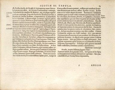 Mercator, Geradi. Atlas sive Cosmographicae Meditationes de Fabrica mundi et fabricati figura. [07 of 14]
